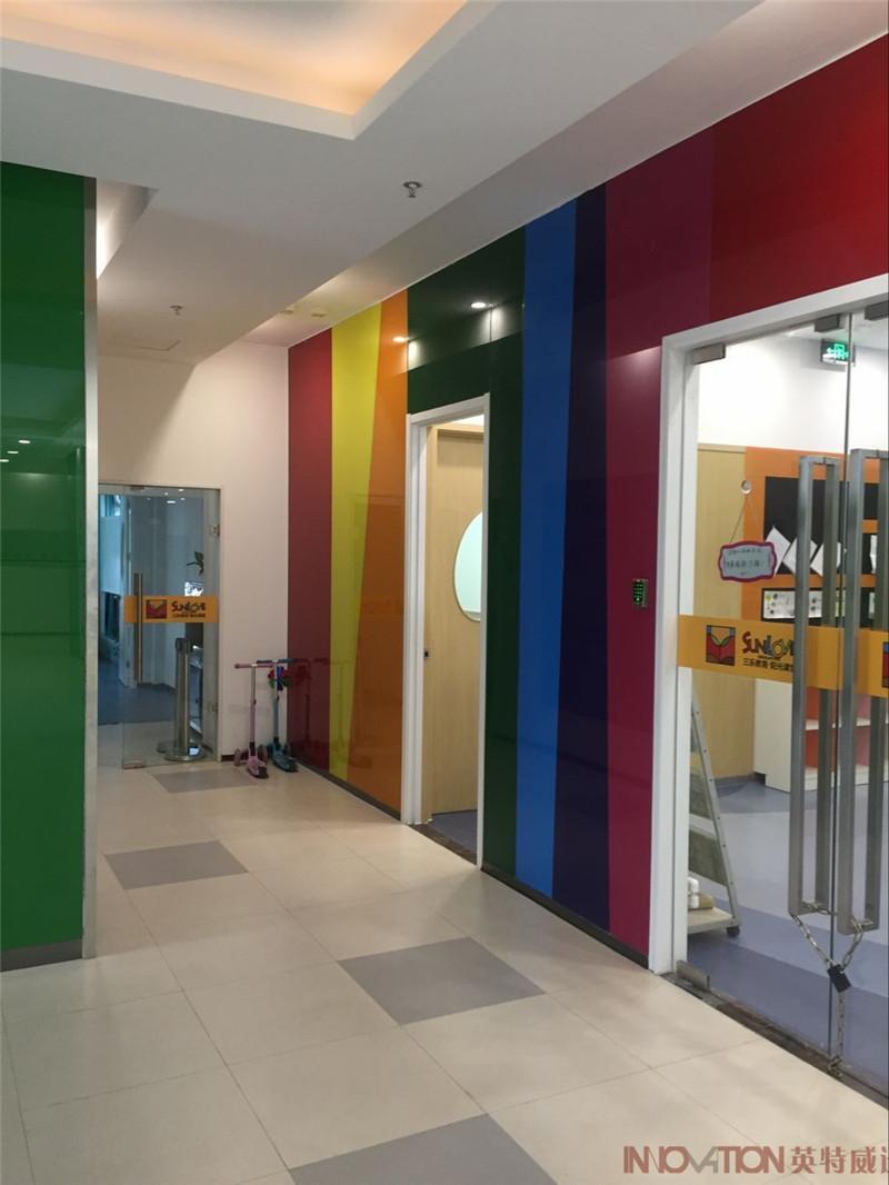 培训机构设计装修,教育机构设计施工,幼儿园设计装修