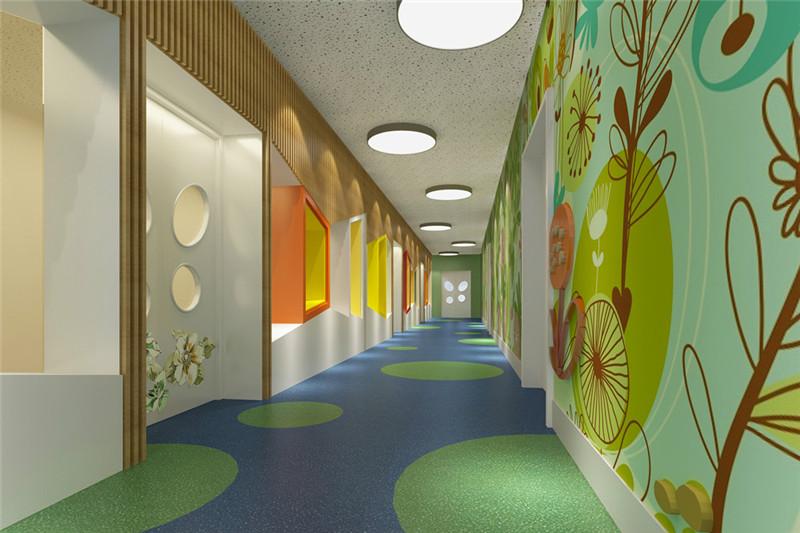 围墙设计,学校设计,学校装修,幼儿园设计装修