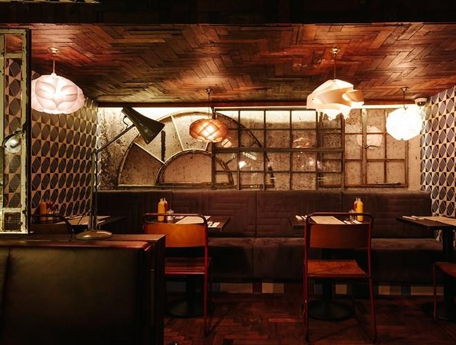 英国dirtybones酒吧装修设计
